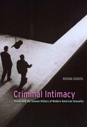 Criminal Intimacy imagine