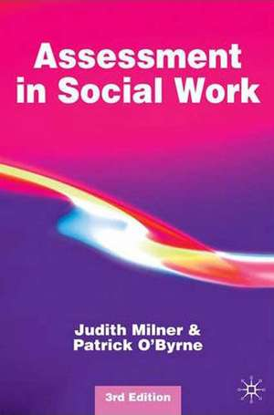 ASSESSMENT IN SOCIAL WORK 3/E