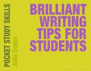 Brilliant Writing Tips for Students imagine
