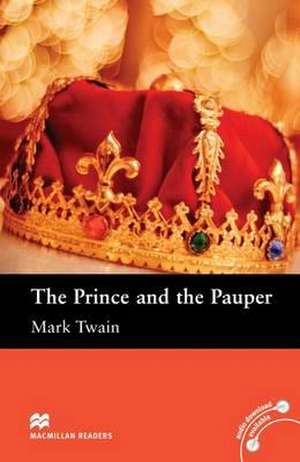 Macmillan Readers Prince and the Pauper The Elementary Reader Without CD de Mark Twain