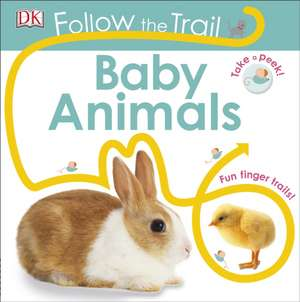 Follow the Trail Baby Animals