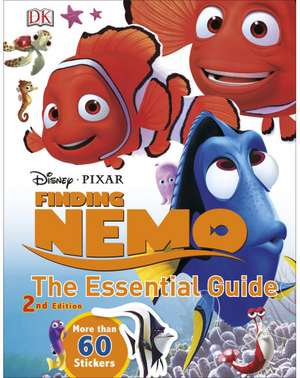 Disney Pixar Finding Nemo The Essential Guide 2nd Edition