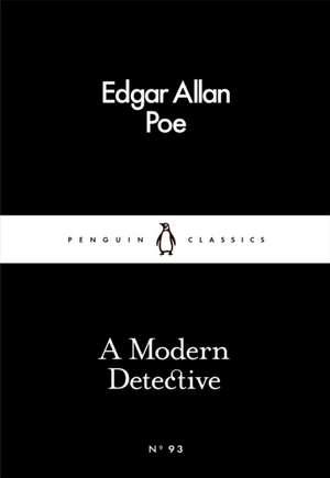 A Modern Detective de Edgar Allan Poe