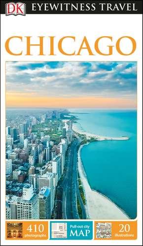 DK Eyewitness Chicago de DK Eyewitness