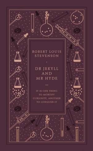 Dr Jekyll and Mr Hyde, ediție specială legată în piele de Robert Louis Stevenson