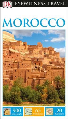DK Eyewitness Travel Guide Morocco de DK Travel