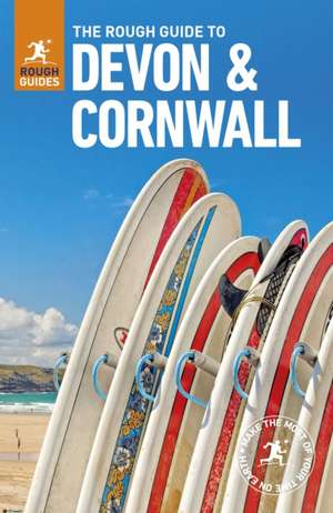 The Rough Guide to Devon & Cornwall de Robert Andrews