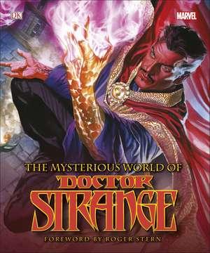The Mysterious World of Doctor Strange de DK