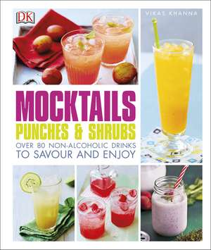Mocktails, Punches & Shrubs imagine
