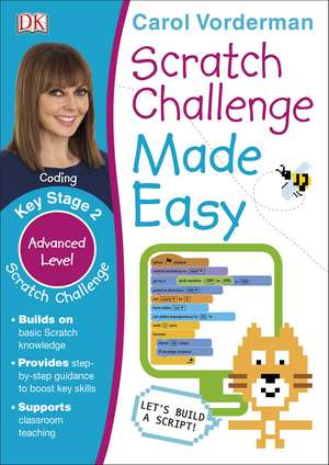 Scratch Challenge Made Easy