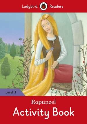 Rapunzel Activity Book - Ladybird Readers Level 3 de Ladybird
