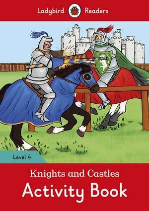 Knights and Castles Activity Book - Ladybird Readers Level 4 de Ladybird