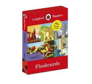 Ladybird Readers Level 3 Flashcards de Ladybird
