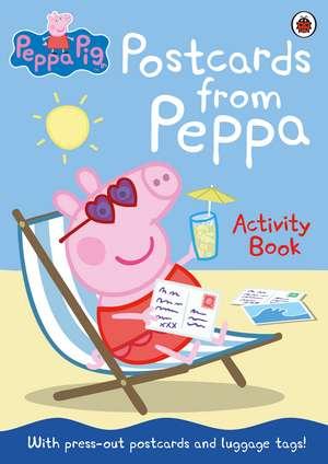 Peppa Pig: Postcards from Peppa imagine
