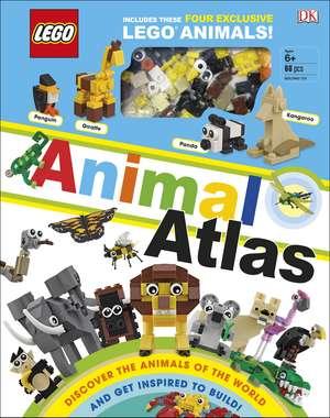 LEGO Animal Atlas