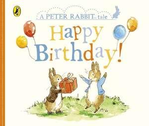 Peter Rabbit Tales – Happy Birthday