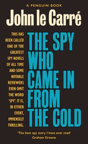 The Spy Who Came in from the Cold imagine