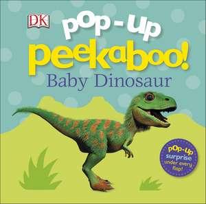 Pop Up Peekaboo! Baby Dinosaur