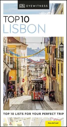 DK Eyewitness Top 10 Lisbon imagine