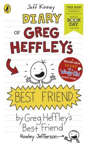 Diary of Greg Heffley's Best Friend: World Book Day 2019 de Jeff Kinney