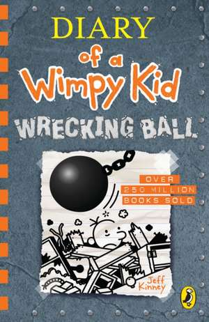 Diary of a Wimpy Kid: Wrecking Ball (Book 14) de Jeff Kinney