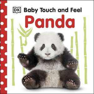 Baby Touch and Feel Panda imagine