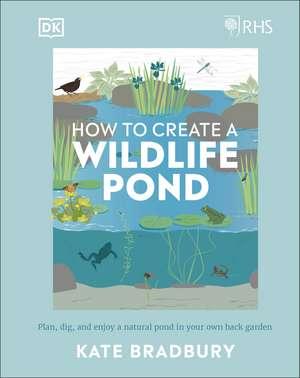 RHS How to Create a Wildlife Pond imagine