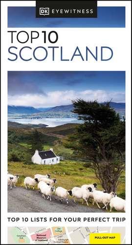 DK Eyewitness Top 10 Scotland imagine