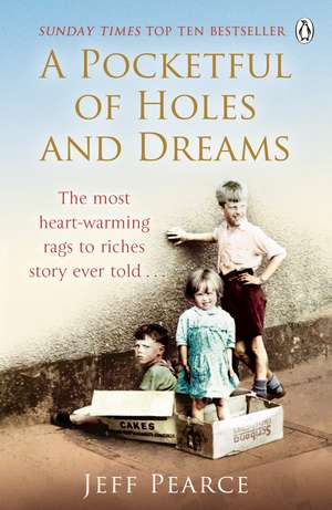 A Pocketful of Holes and Dreams de Jeff Pearce