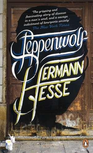 Steppenwolf de Hermann Hesse