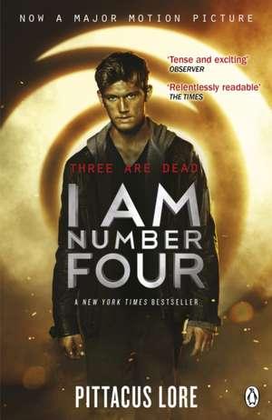 I Am Number Four: (Lorien Legacies Book 1) de Pittacus Lore