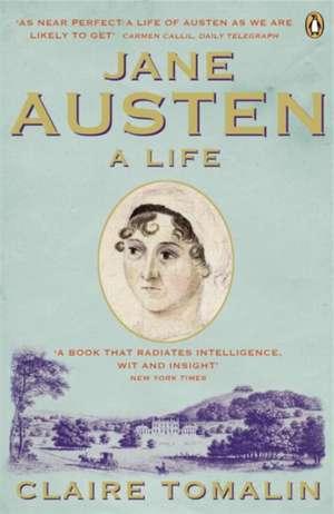 Jane Austen: A Life de Claire Tomalin