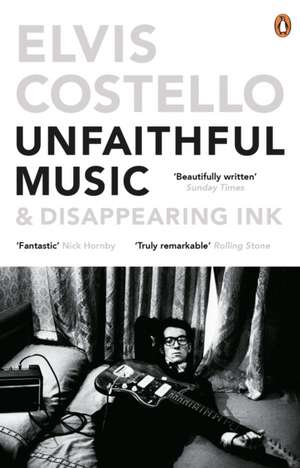 Unfaithful Music and Disappearing Ink de Elvis Costello