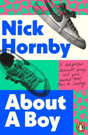About a Boy de Nick Hornby