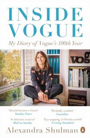 Inside Vogue imagine