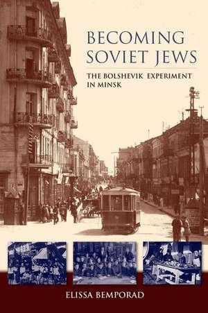 Becoming Soviet Jews imagine