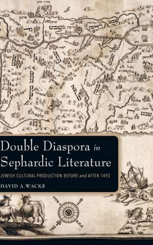 Double Diaspora in Sephardic Literature