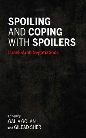 Spoiling and Coping with Spoilers de Gilead Sher