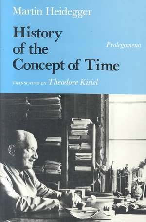 History of the Concept of Time imagine
