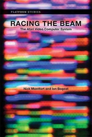 Racing The Beam – The Atari Video Computer System de Nick Montfort