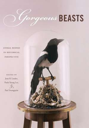 Gorgeous Beasts de Joan B. Landes