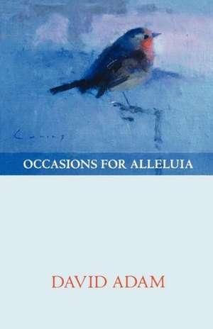 Occasions for Alleluia de David Adam