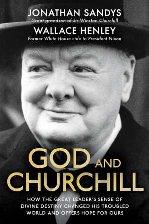 Sandys, J: God and Churchill imagine