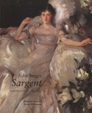 John Singer Sargent: Portraits of the 1890s; Complete Paintings: Volume II de Richard Ormond