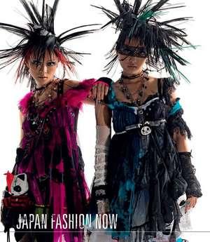 Japan Fashion Now de Valerie Steele