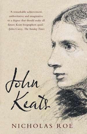 John Keats imagine