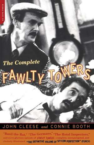 The Complete Fawlty Towers de John Cleese
