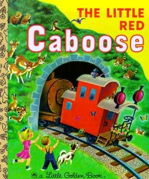 The Little Red Caboose de Marian Potter