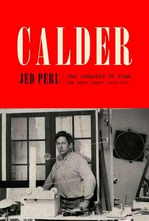 Calder de Jed Perl
