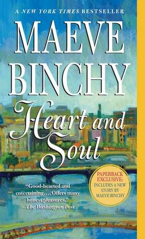 Heart and Soul de Maeve Binchy